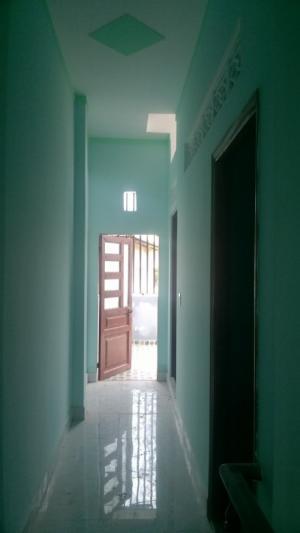 Bán 2 căn Nhà Mới 1 Lầu, 1 Trệt - Sổ hồng riêng - gần Ủy ban Phường