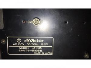 Amly Victor JA-S51 nguyên chất bãi