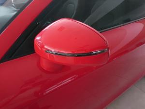 Audi TT sản xuất 2008 màu đỏ