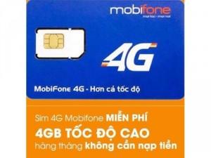 Sim 4G mobifone free 1 năm
