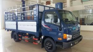 Bán xe tải Hyundai HD650 thùng khung mui bạt