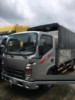 Bán xe tải JAC 3T45/3.45T giá rẻ. Hỗ trợ vay ngân hàng, trả góp.