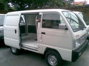 Xe Tải Suzuki Blind Van 590 Kg