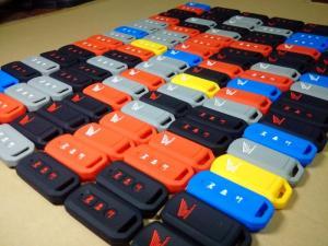 Bao khóa Smartkey cao su bảo vệ chống shock.