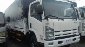 Bán xe tải Isuzu Vĩnh Phát FN129 - 8T2 - Hỗ trợ cho vay trả góp