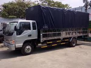 Xe tải jac_6.4t_cho vay trả góp