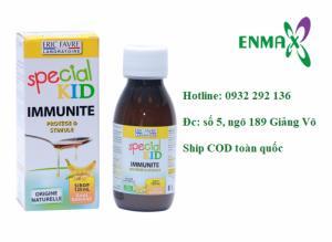 Special Kid Immunite Giúp Tăng Miễn Dịch Cho Trẻ