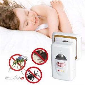 Máy đuổi chuột,máy đuổi các loại côn trùng,máy đa năng đuổi ruồi muỗi an toàn