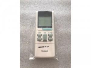 Remote Máy Lạnh NATIONAL, Mới 100%, Giá 130k