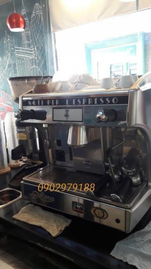Thanh lý máy pha cà phê ASTORIA PERLA nhập khẩu Ý còn mới 98% giá 53tr/máy.