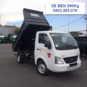 Xe ben tự đổ 990kg nhập khẩu Ấn Độ