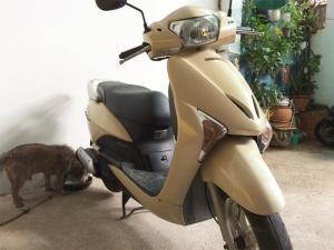 Cần bán Xe Honda Lead FI vàng hồng 2011