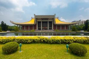 Đài Loan - Đài Bắc - Cao Hùng - Nam Đầu - Đài Trung