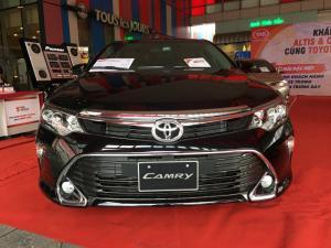 Toyota Camry 2.5Q 2018, giảm giá cực khủng, tặng phụ kiện lên đến 60 triệu