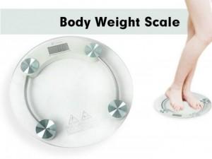 Cân Sức Khỏe Đa Năng 2003A tải trọng 180kg, Mặt Kính Cường Lực Siêu Bền Kích thước:17 x3cm - MSN383236