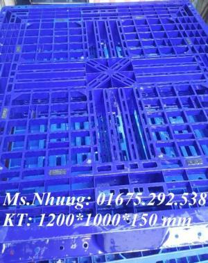 Phân phối pallet nhựa tại Hà Nội