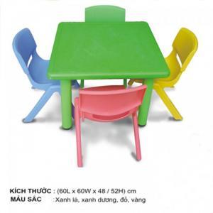 Chuyên cung cấp bàn nhựa dành cho các bé yêu.