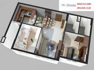 Bán căn hộ chung cư An Phú Vĩnh Yên