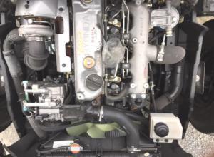 Động cơ HD120s - Hyundai bền bỉ