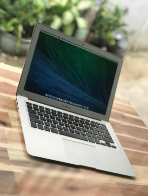 Macbook Air 2014 13,3in, i5 4G SSD128 Pin khủng 8 => 12h Đẹp zin 100%