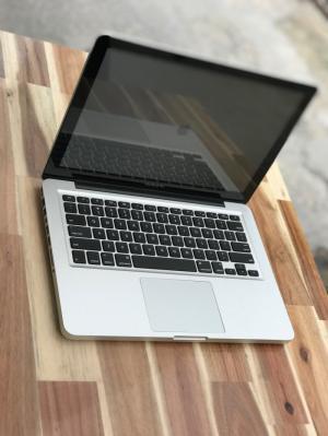Macbook Pro 13.3in Core 2 Due 4G 160G Vga Nividia 9400M, đèn phím đẹp zin