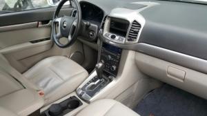 Bán Chevrolet Captiva LTZ 2.4AT màu trắng số tự động biển Sài Gòn