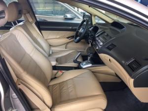 Salon Ô Tô Minh Nguyệt Bán Xe  Honda Civic màu bac số tay, ghế da cao cấp