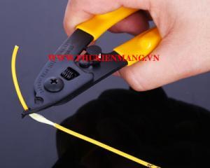 Kìm tuốt sợi quang cfs2, Kìm tách cáp quang TE-400, tách vỏ FTTH có sẵn hàng tại ANC