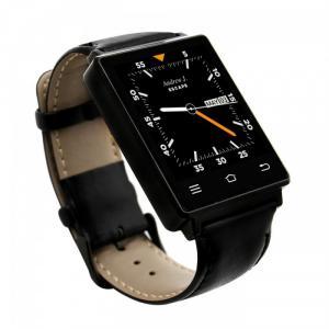 Đồng hồ thông minh NO1 D6 3G SmartWatch - Dây da