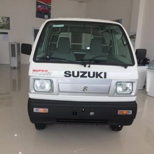 Xe tải nhẹ Suzuki Super carry Blind van 2017 - KHUYẾN MÃI 100% PHÍ TRƯỚC BẠ