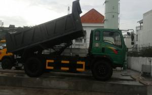 Xe Ben 9,5 tấn Sino Truck Howo có HỖ TRỢ VAY TRẢ GÓP TỚI 70%