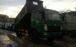 Xe Ben 9,5 tấn Sino Truck Howo là dòng sản phẩm xe ben mới trên thị trường, với thiết kế hiện đại, mẫu cabin rộng rãi thoáng mát, kiểu dáng isuzu.