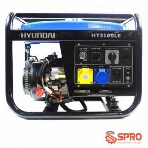 Máy phát điện chạy xăng Hyundai 2.5kw HY-3100LE