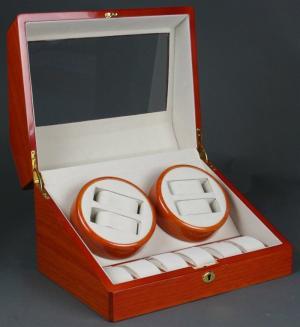 Hộp đựng, bảo quản đồng hồ cơ Kendal Watch Winder 4+6 Storage Box Case