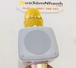 Micro Karaoke K9 Chính Hãng Rixing, Chuẩn hút âm vang - MSN388272