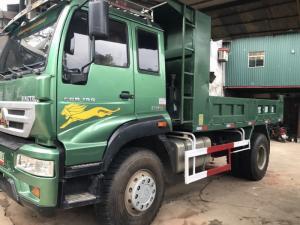 Bán xe tải Howo đời 2015