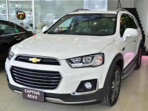 Chevrolet Captiva Revv Khuyến Mãi Lớn Trong T12. LH Ngay để có giá Tốt nhất Miền Nam.