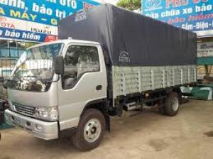 Xe Jac 6 tấn, giá cực rẻ, ca bin đôi, tải trọng 6.4 tấn