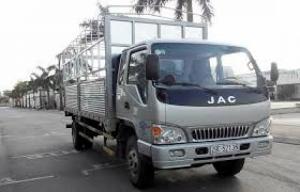 Xe tải jac_9.1t_cho vay trả góp