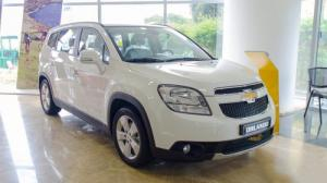 Tiền Giang: Chevrolet Orlando 2017 - Hỗ trợ vay 100% - Giao xe trong 3 ngày
