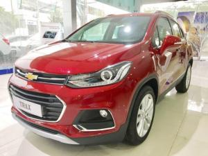 Tiền Giang: Chevrolet Trax 2017 - Sở hữu ngay với giá chỉ bằng Ecosport - ngân hàng 24h