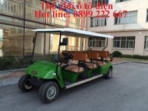 Xe điện ezgo 8-11 chỗ ngồi