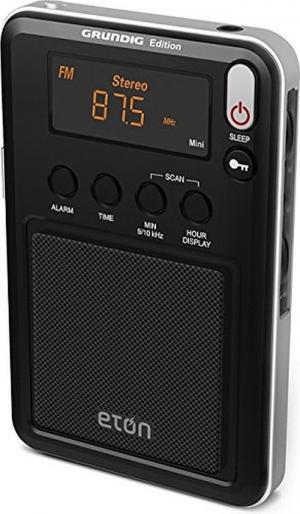 Đài Radio Cầm Tay Grundig Edition  Mini Am/Fm/Sotwave