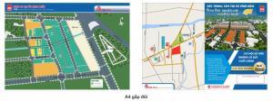 Bán 6 lô đất dự án, Rose City, nhận ngay 2 chỉ vàng và 1 chiếc xe máy và KM 1 KH cuối cùng