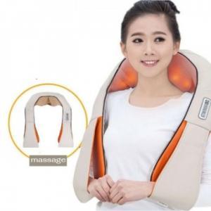 Đai đeo massage giảm đau vai gáy,máy massage vai gáy có tia hồng ngoại