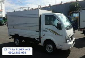 Xe tải TATA Super Ace có thùng dài hơn 2m6