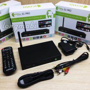 ANDROID Kiwibox S1 ram 2Gb,rom 8Gb,lõi tứ khuyến mãi chuột không dây