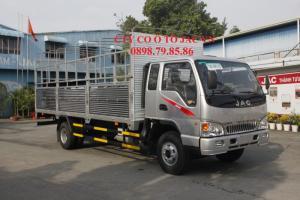 Xe JAC 7T25 chở hàng bền bỉ, tiết kiệm nhiên liệu