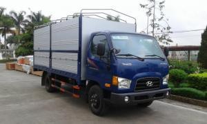Xe Hyundai nâng tải 5 tấn