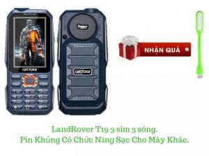 LandRover T19 3 sim 3 sóng online Chống Va Đập Siêu Bền, Loa Lớn, Pin Khủng - MSN388277
